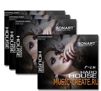 Hard House от Sonart - сэмплы хард хаус