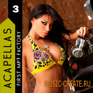 First MP3 Factory - Acapellas vol 3