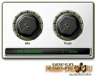 GreenEugene от AudioTeknikk - искажение / distortion
