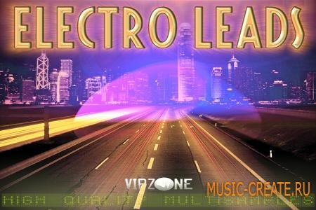 ELECTRO LEADS  от VIPZONE SAMPLES - сэмплы электро (для Kontakt)