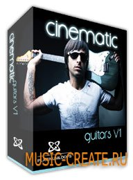 Cinematic Guitars Vol.1 от PlatinumLoops - сэмплы сэплы гитары
