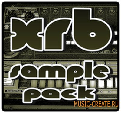 XRB SamplePack от Goldbaby - сэмплы Hip Hop, Breaks, Dub Step, Drum and Bass