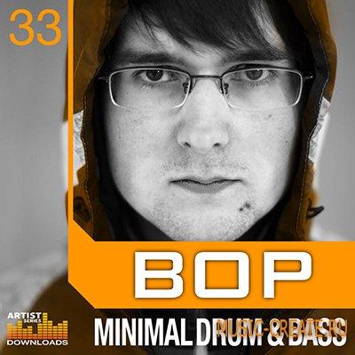 BOP: Minimal Drum & Bass от Loopmasters - сэмплы Minimal Drum and Bass