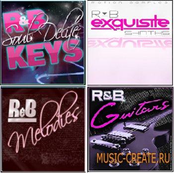 R&B Melodies от Motion Samples - сэмплы R&B
