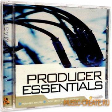 Producer Essentials от Loopmasters - сэмплы ударных, гитары, пианино и др.