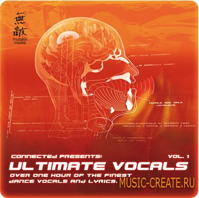 Ultimate Vocals Vol. 1 от Mutekki Media - сэмплы вокал