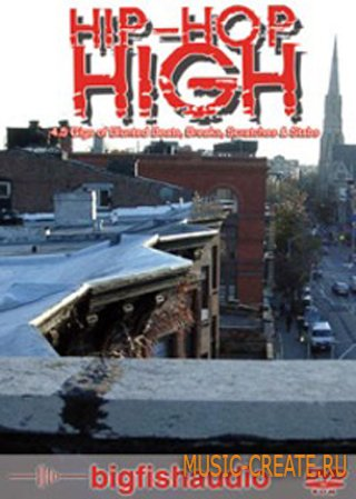 Hip Hop High от Big Fish Audio - сэмплы Hip Hop