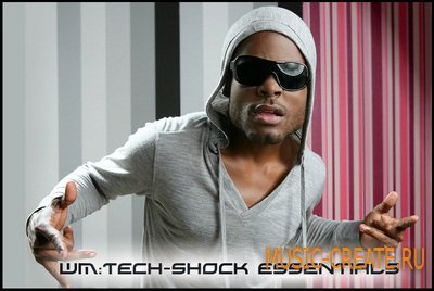 WM Tech Shock Essentials WAV - сэмплы tech house