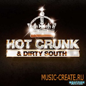 Equinox Sounds - Hot Crunk and Dirty South (MULTiFORMAT) - сэмплы Hip Hop, Crunk, Dirty South
