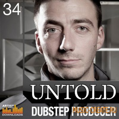 Untold Dubstep Producer от Loopmasters - сэмплы Dub Step, drum and bass