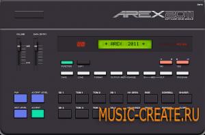 AREX 2011 v1.4 от Bayan - драм машина
