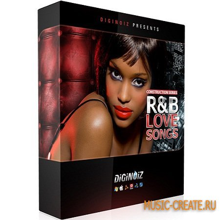 R&B Love Songs от Diginoiz / Producer Loops - сэмплы R&B, Hip Hop, Pop (MULTiFORMAT)