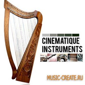 Cinematique Instruments - Celtic Nylon Harp (KONTAKT) - кельтская нейлоновая арфа VST