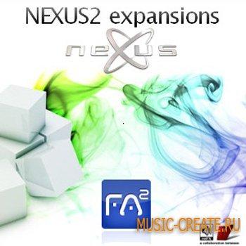 ReFX - Nexus Expansion Pack Future Arps 2 - банки звуков для NEXUS