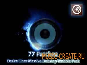 Пресеты для Massive - Desire Lines Massive Dubstep Wobble Pack