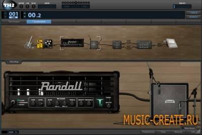 Overloud - TH2 v2.2.18 WIN/MacOSX + Portable x64 (TEAM R2R/BEAT) - виртуальный гитарный усилитель
