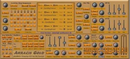 Arracis Gold от HGF-synthesizer - cинтезатор