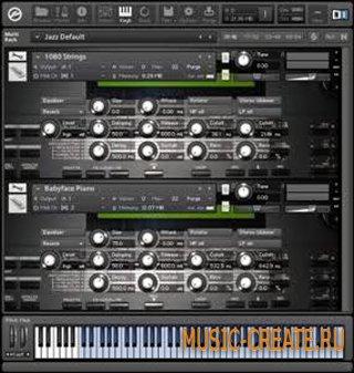 XP-50 от Roland - виртуальный синтезатор Roland XP-50 (KONTAKT)