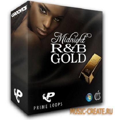 Midnight R&B Gold Full от Prime Loops - сэмплы R&B, Hip Hop