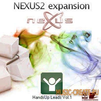 ReFx - Nexus2 Expansion HandsUp Leads Vol 1 - банки звуков для NEXUS