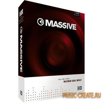 Massive v1.2.1 от Native Instruments - синтезатор (WIN x86/x64 TEAM AUDiOL3GiON)