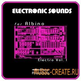 Meyer Musicmedia ES Albino Electro V.1 [Rob Papen Albino Presets] - пресеты для Albino