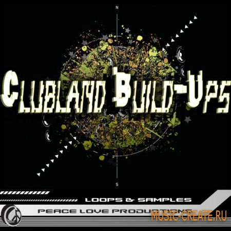 PLP Clubland Build-Ups (MULTiFORMAT) - сэмплы electro, tech, progressive house