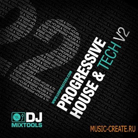 Loopmasters DJ Mixtools 22 - Progressive House And Tech 2 (wav) - сэмплы Progressive House, Tech House