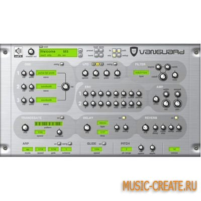 Culture Electronic Vanguard Trance World Bank Sound - ������� ��� Vanguard (Presets)