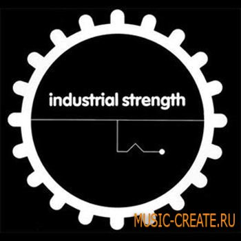 Industrial Strength Records - Pack (WAV) 14.8.2011 - сборка паков сэмплов