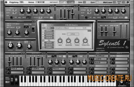 Freshly Squeezed Samples - Sylenth1 Essential Collection Volume 2 (FXB FXP) - пресеты Sylenth1