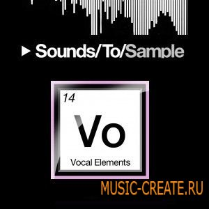 Sounds To Sample Odissi Twisted Vocal Elements (WAV) - электро вокалы