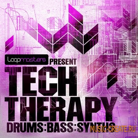 Tech Therapy от Loopmasters - сэмплы Tech-House (MULTIFORMAT)