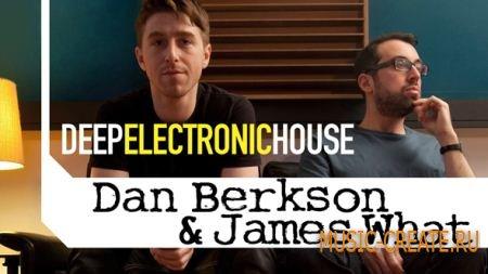 Dan Berkson & What: Deep Electronic House от Loopmasters  - сэмплы Deep Electronic House (MULTiFORMAT)