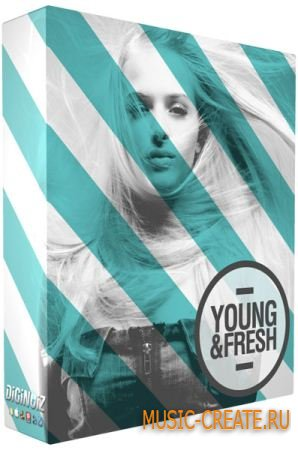 Diginoiz Young & Fresh (MULTiFORMAT) - сэмплы Hip Hop
