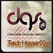 Tech House Grooves Selection 02 от Delectable Records - сэмплы Techno, Minimal House, Tech House (WAV/REX)