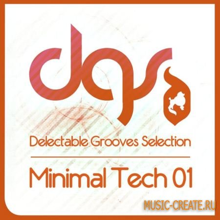 Minimal Tech Grooves Selection 01 от Delectable Records - сэмплы Techno, Minimal House, Tech House (WAV/REX)