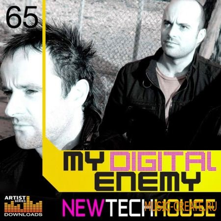 My Digital Enemy New Tech House от Loopmasters  - сэмплы Tech-House (MULTiFORMAT)