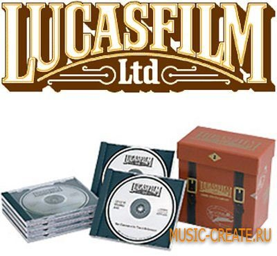 The Lucasfilm Sound Effects Library �� Sound Ideas - ���������� �������� �������� Lucasfilm