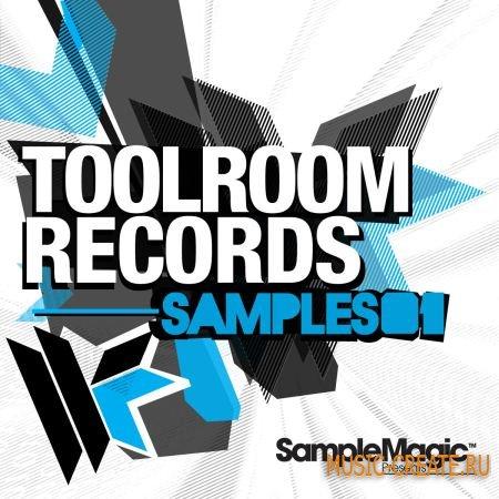 Sample Magic Toolroom Records Samples 01 (MULTiFORMAT) - сэмплы house, techno, minimal