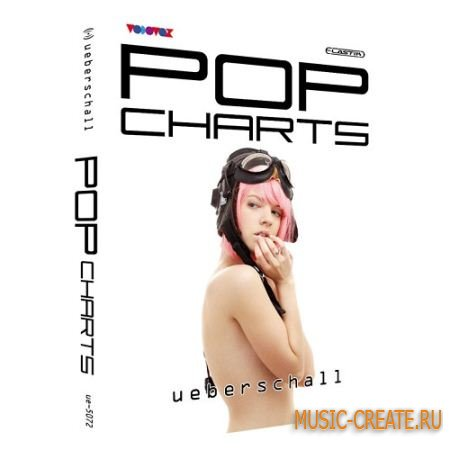 Pop Charts от Ueberschall - звуки для Pop, Disco (Elastik Soundbank)