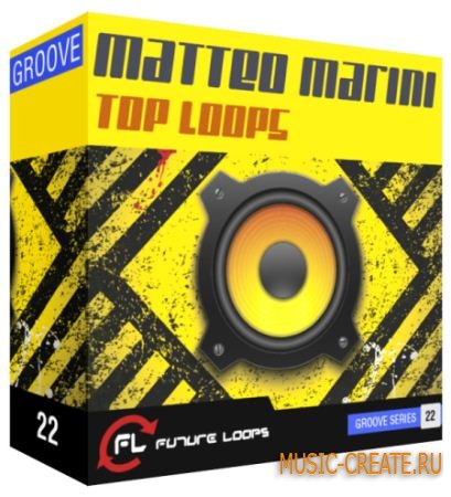 Matteo Marini Top Loops от Future Loops - сэмплы Dance, Progressive, House (Multiformat)