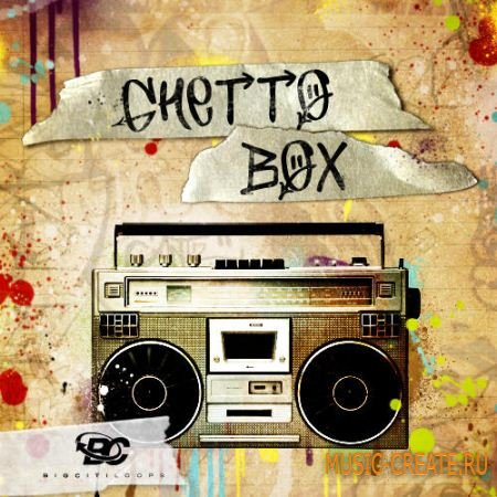 Dirty South Ghetto Box от Big Citi Loops - сэмплы Dirty South (WAV)