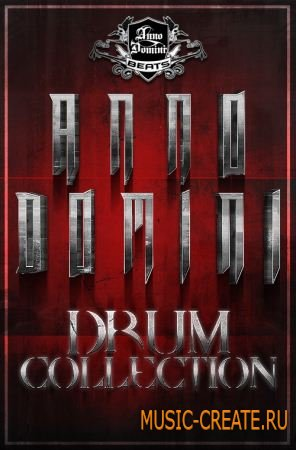 Producers Choice Anno Domini Drum Sample Collection (WAV) - сэмплы ударных