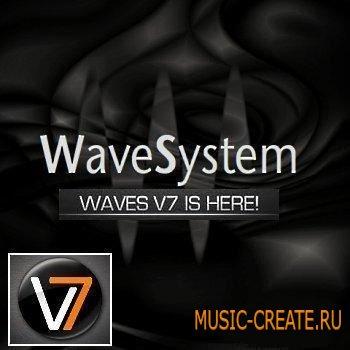 Complete v7.1.1.6 VST/RTAS/TDM от Waves - сборка про плагинов (TEAM AiR)