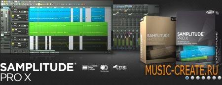 MAGIX Samplitude Pro X Suite Addons