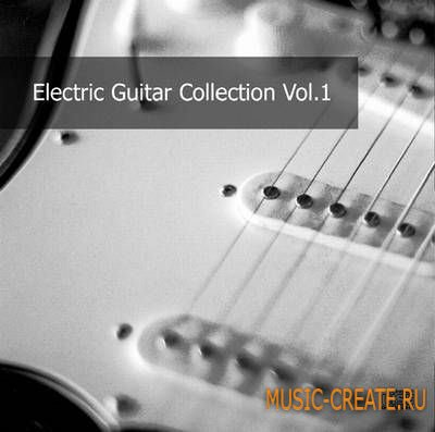 Realsamples Electric Guitar Collection Vol 1 (WAV) - сэмплы электрогитары