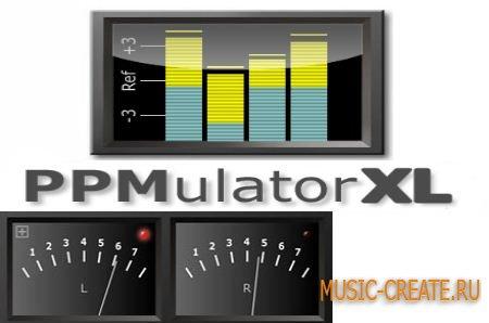 zplane PPMulatorXL v3.4.0 CE (Team V.R) - плагин анализатор / монитор