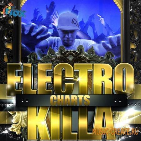 Fox Samples Electro Charts Killa (WAV MIDI REX AiFF) - сэмплы Electro