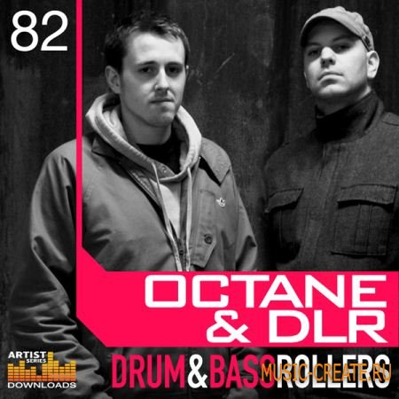 Loopmasters Octane & DLR: Drum & Bass Rollers (Multiformat) - сэмплы Drum & Bass
